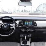 Honda Jazz Hybrid Interni
