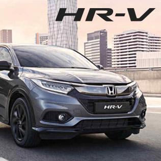 Honda hr-v nuova